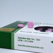 Methaelite pill