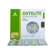 Oxyelite blister