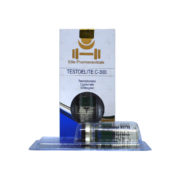 testoelite c300 caja blister